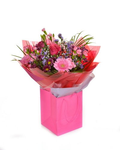 Lovely Pink Mix Bouquet