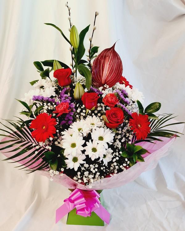 Big Red Bouquet